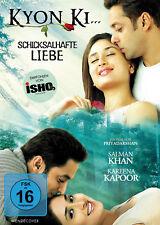 KYON KI / SCHICKSALHAFTE LIEBE - Bollywood Film DVD Salman Khan Erscheint 24. 8.