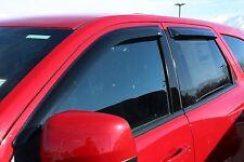 Tape-On Vent Visors for 2011 - 2019 Dodge Durango