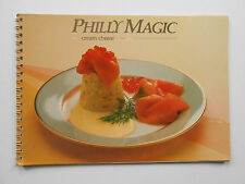 PHILLY MAGIC CREAM CHEESE - COOKING WITH PHILADELPHIA CREAM CHEESE - LIKE NEW