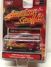 Motor Max 1:64 American Graffiti 1949 Mercury Coupe