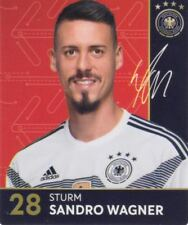 Rewe WM 2018 Sammelkarten 28 - Sandro Wagner