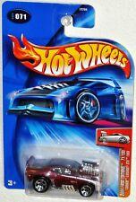 Hot Wheels 2004 #71 First Editions #71 Tooned 1969 Camaro Z28 MOC VHTF C2734