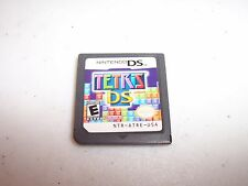 Tetris DS (Nintendo DS) Lite DSi XL 3DS 2DS Game