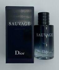 Dior SAUVAGE EAU DE TOILETTE 10 ml 0.34 FL OZ MINIATURE VIP GIFT