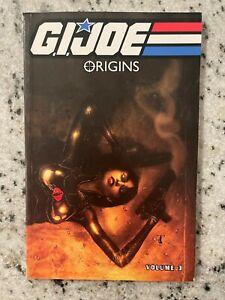 GI Joe Origins V. # 3 IDW Comics Graphic Novel Comic Book Duke Cobra Snake J590
