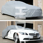 2014 2015 2016 2017 BMW 328i 328d xDrive Sports Wagon Breathable Car Cover