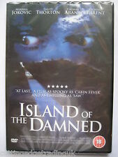 Island of the Damned (DVD, 2007) NEW SEALED PAL Region 2