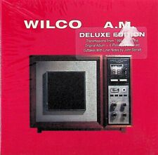 WILCO -A.M. 2-CD Deluxe Edition (NEW) Unissued Outtakes (AM/Must Be High)