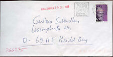 Netherlands 1993 Cover To Germany #C14460