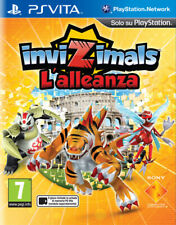 Invizimals L'Alliance sony Ps Vita sony Ordinateur Entertainment