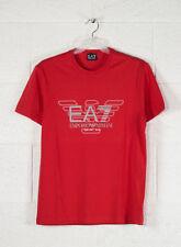 Magliette da uomo rossi ARMANI taglia XL