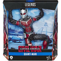Marvel Legends GIANT-MAN Exclusive 10-Inch Premium Action Figure Hasbro Ant BAF