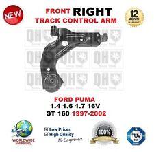 Per FORD PUMA 1.4 1.6 1.7 16 V ST 160 1997-02 Asse Anteriore Destra TRACK CONTROL ARM