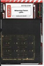 GS Star Wars Millennium Falcon Photo Etch Grills, Bandai Kit 1/144 1715 ST