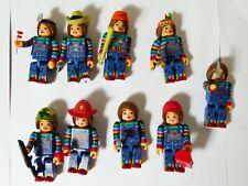 Medicom Kubrick 100% Child's Play 2 Good Guys Chucky Figures plus secret figure