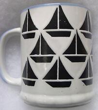 Sailboat Coffee Cup Mug