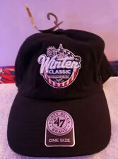 Washington Capitals 2018 Stanley Cup Champions 2015 Winter Classic Hat Cap