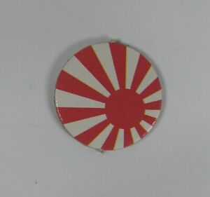 Axis and Allies Japanese Control Markers Replacement Pieces Set Of 20