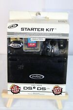 Intec DS-Lite Starter Kit, 7 Items Included In Kit! Case + MORE!  New - Sealed!