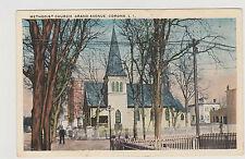 CORONA QUEENS GRAND AV METHODIST EPISCOPAL CHURCH NOW 104TH ST. & 43RD AV LI, NY