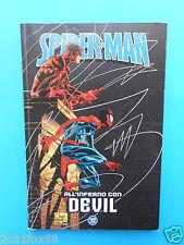 le storie indimenticabili spider man 22 all'inferno con devil supereroi marvel