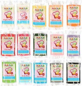 Fondant Rollfondant Motivtorte Funcakes Tortendecke Dekorfondant freie Farbwahl