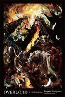 NEW Overlord, Vol. 1 (light novel) By Kugane Maruyama Hardcover Free Shipping