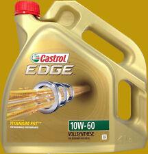 Castrol EDGE 10W-60 Titanum FST 5 Liter Motoröl Öl Motorenöl
