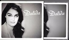 COFFRET 4 CD AVEC FOURREAU (SLIPCASE) DALIDA 80 TITRES BEST OF 2012