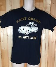 NEW! SuperFishal Mens East Coast Go Getters Graphic T Shirt Sz. S Fast Shipping!
