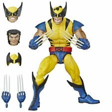 "Marvel Legends Fan Channel X-Men Wolverine from 3 Pack 6"" Action Figure LOOSE"