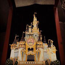 Happiest Celebration On Earth Cinderella Castle Super Jumbo LE Disney Pin 43418