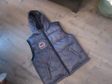 Stunning Tommy Hilfiger Ski Club Puffer hooded vest Large LRG 1985 New York USA