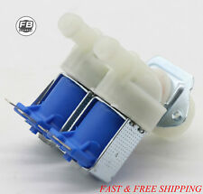 Universal Water Inlet Valve for Washer Dish Ice Machine Refrigerator 110V