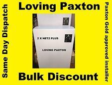2 x PAXTON Net2 plus 12V 2A PSU, Plastic cabinet  682-531