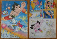 Vintage poster Astro le petit robot - Astro Boy - Atom - TEZUKA 1986
