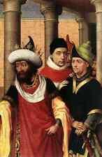 Weyden Group Of Men A4 Print