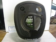Lawn boy silver pro series 6.5HP engine shroud and recoil cover part # 100-6398