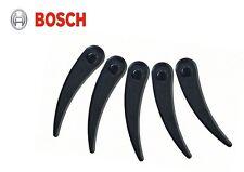 BOSCH 5x Kunststoffmesser für Rasentrimmer ART 26-18 Li Durablademesser