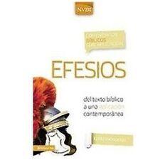 Comentarios Bíblicos con Aplicación NVI: Efesios : Del Texto Bíblico a una...