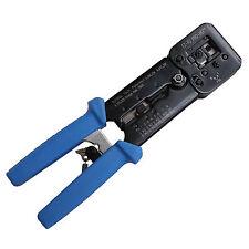 Platinum Tools EZ RJPRO HD Crimp Tool 100054C for ezCat5e, ezCat6 Connectors