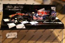 Minichamps F1 Scuderia Torro Rosso ST5 S.Buemi 2010 410 100016