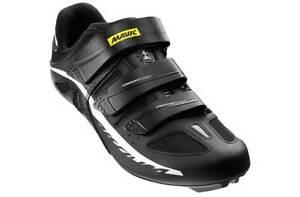 Mavic Aksium II Road Shoe - Black-White
