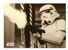 2018 Topps Star Wars A New Hope Black & White Sepia #71