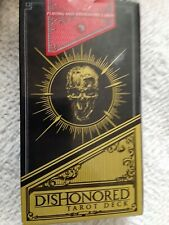 Dishonored Tarot Deck Bethesda Opened  but never used.