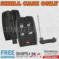 Shell Case Cover for 2006 2007 2008 2009 2010 2011 2012 Land Rover LR2 Remote