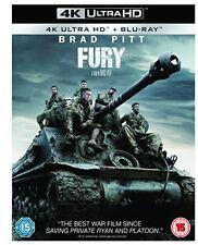Fury [4K UHD] [Blu-ray] [2018]