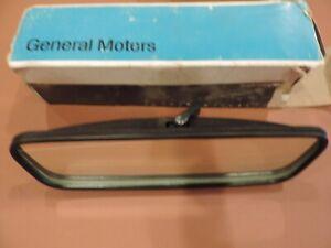72 73 C3 Corvette Interior Rear View Mirror Day-Night--GM# 911957/911686--NOS!