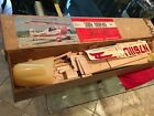 "Vintage SIG 44"" SMITH MINIPLANE RC Sport Scale Balsa Model Airplane Kit"