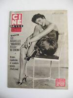 Ciné Revue France N°37 Septembre 1954 Coleen Miller